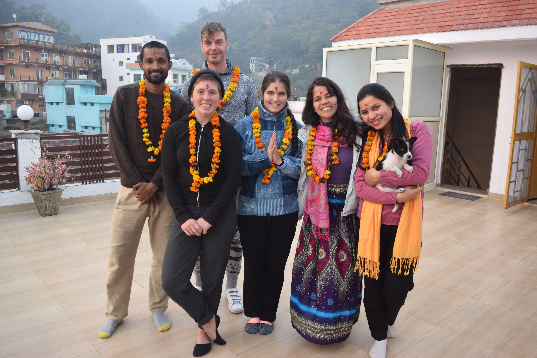 Yoga Capital Of The World Rishikesh