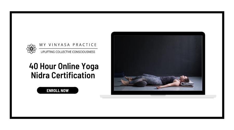 Yoga Nidra Teacher Training Online